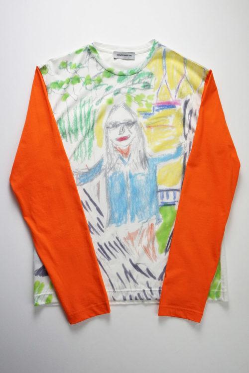 POL'S GIRLFRIEND Longsleeve T-shirt
