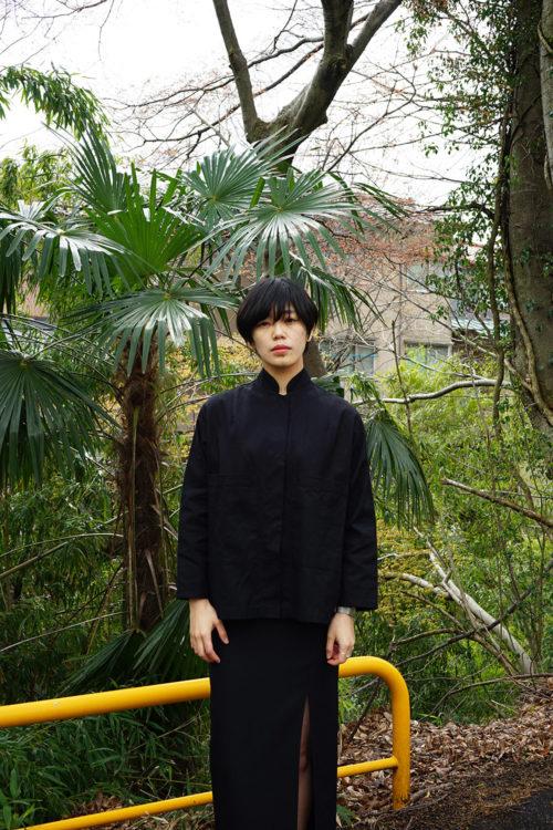 Mandarin Jacket