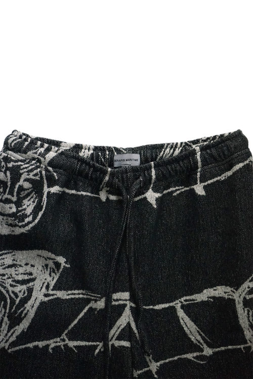 Crew Sketches Jacquard Shorts