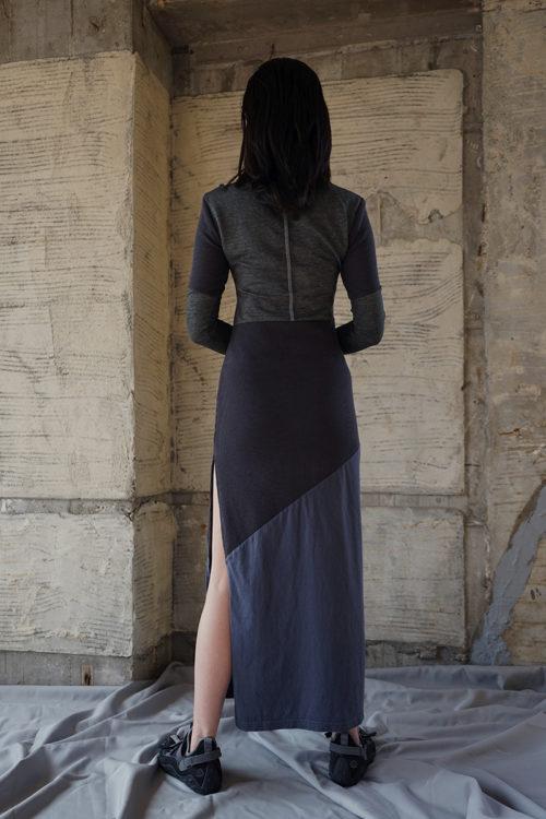 Reconstructed Split Dress