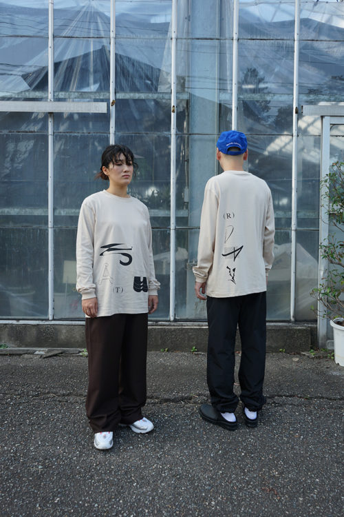 """AC002 """"Cassette tape and Longsleeve T-shirts"""""""