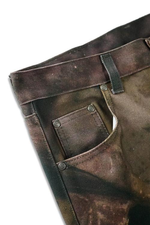 Brown Loafer Denim