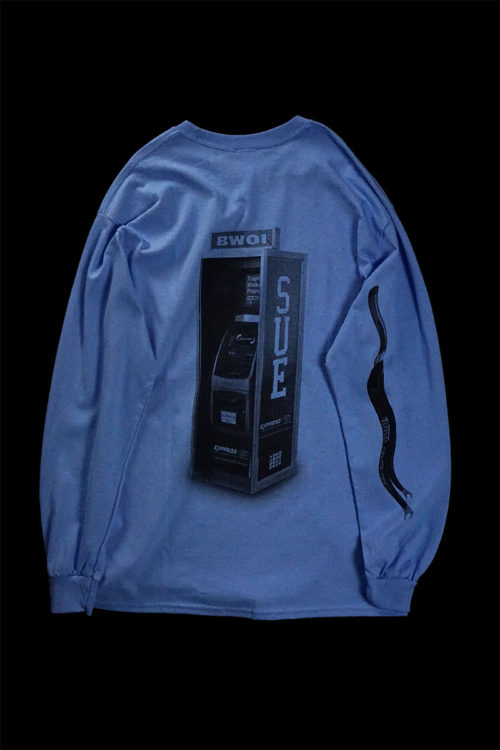 """AC003 """"Cassette tape and Longsleeve T-shirts"""""""