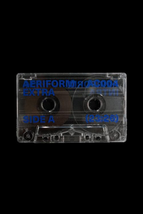 "AC004 ""Cassette tape and Crewneck sweatshirt"""