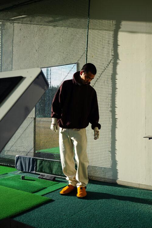 Shashiko Trouser - Cream