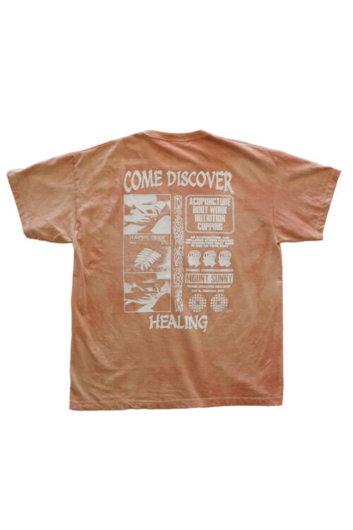 Come Discover Healing Tee