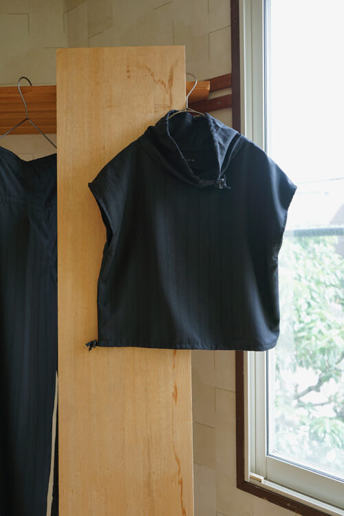 Pull Suit Top
