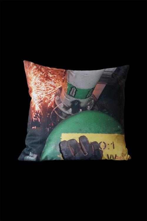 """FIXER"" Pillow"