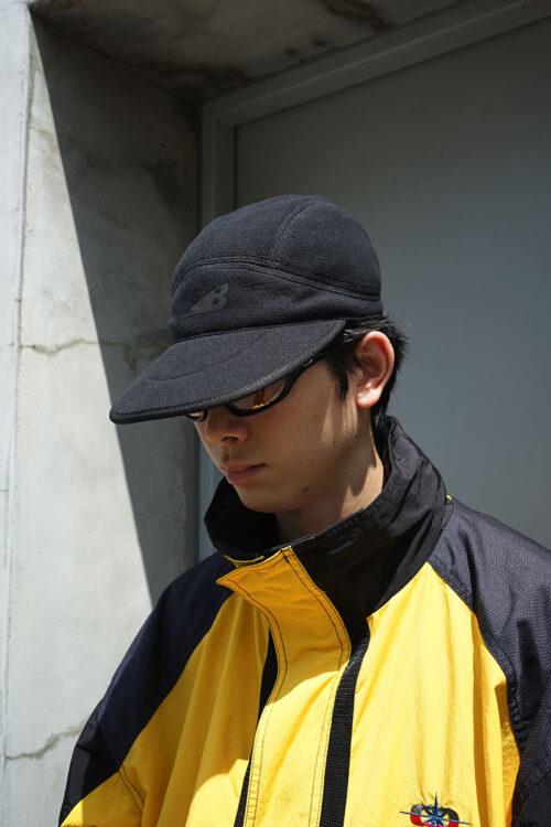 Fleece Cap with windproof PU membrane