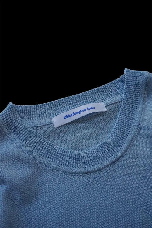 Caption Knit Longsleeve T-shirt