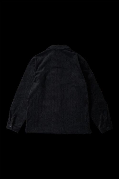 Black Corduroy Caddie Jacket