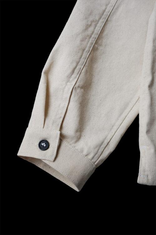 Natural Canvas Caddie Jacket