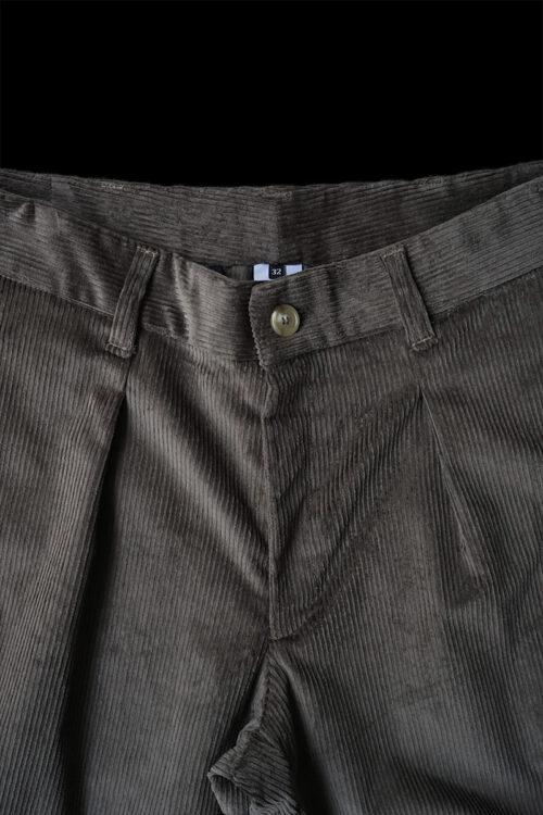 Corduroy Trouser