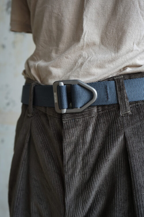 "Everyday Engraved ""WHiM"" Belt"